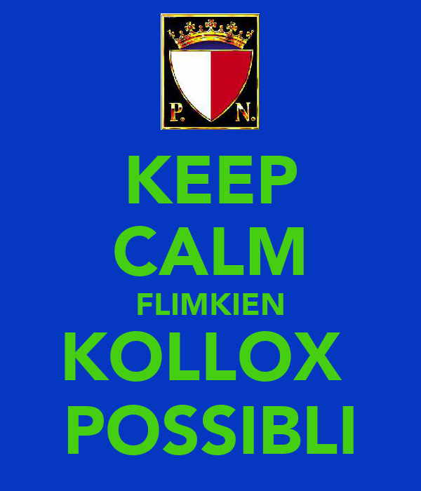 KEEP CALM FLIMKIEN KOLLOX  POSSIBLI