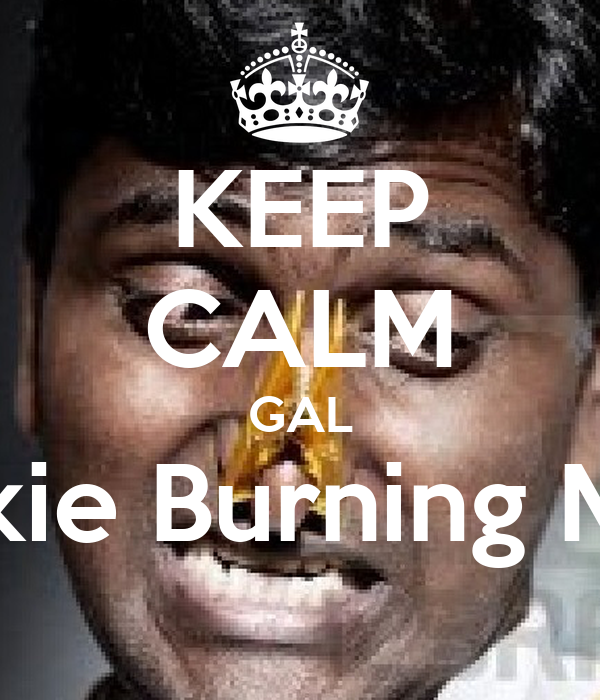 how to stop nose burning