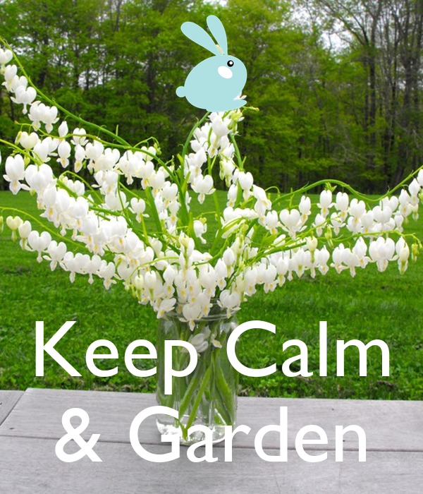 Keep Calm & Garden