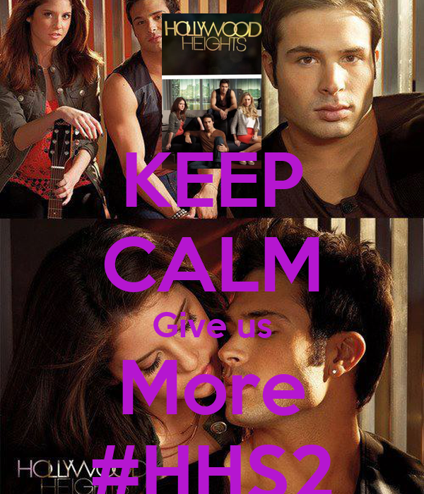 KEEP CALM Give us More #HHS2