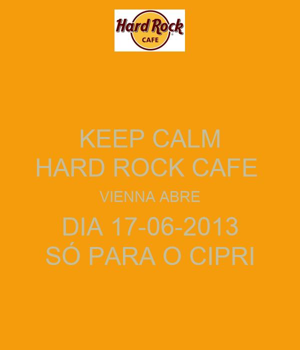 Hard Rock Cafe Vienna T Shirts