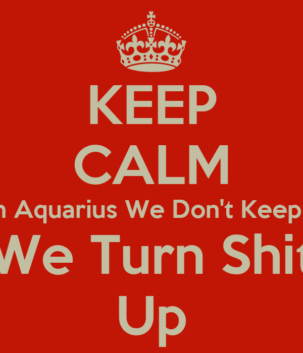 how to keep an aquarius man hooked