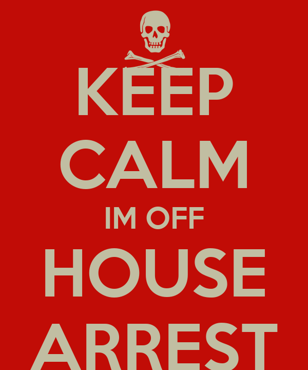 House arrest images
