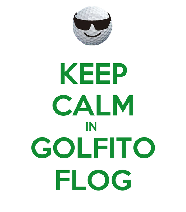 KEEP CALM IN  GOLFITO FLOG