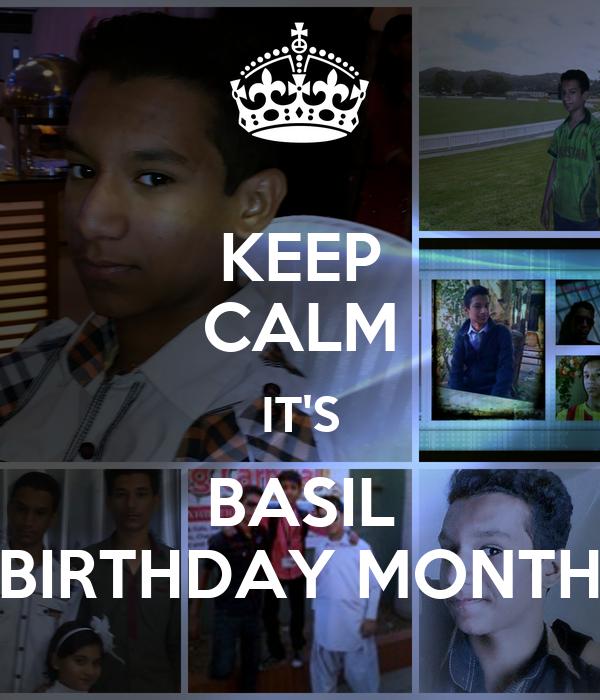 how to keep basil alive