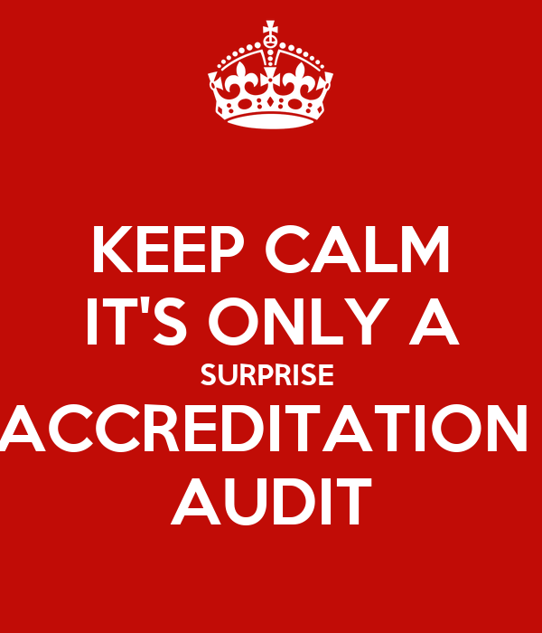 AFT2 Accreditation Audit – Task 1,2,3 and 4