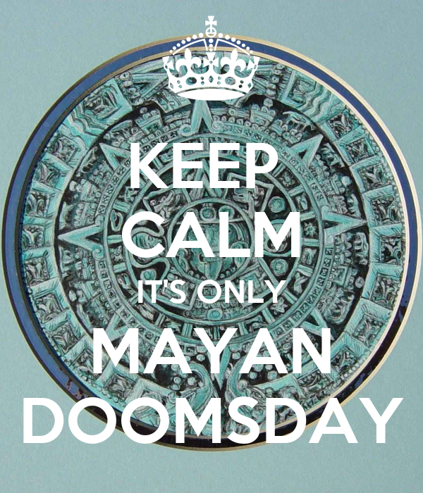 mayan doomsday Doomsday is a rampaging, seemingly mindless, murdering monster who killed superman he is the result of kryptonian genetic engineering gone awry in the death of superman comic storyline in which he first appeared, doomsday mysteriously bashed his way out of a metallic holding cell miles.