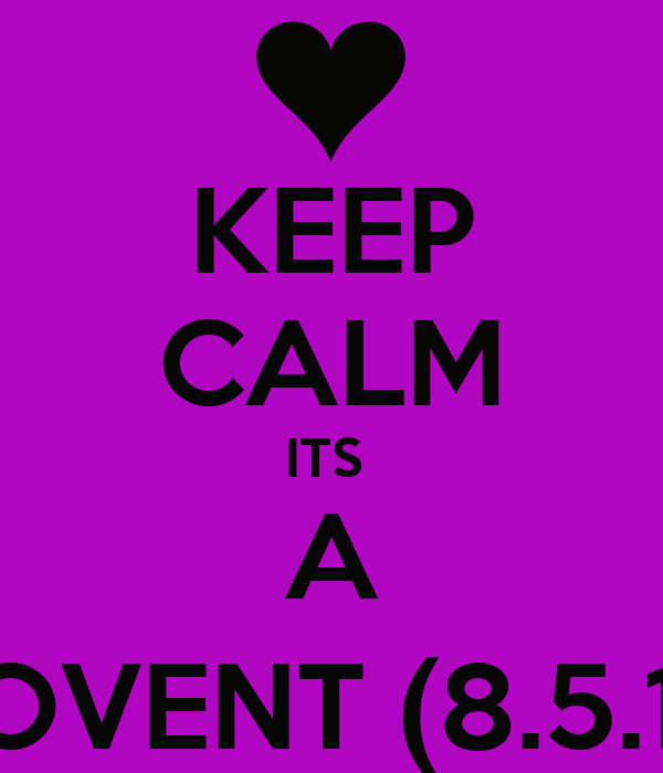 KEEP CALM ITS  A MOVENT (8.5.13)