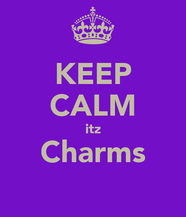 KEEP CALM itz Charms