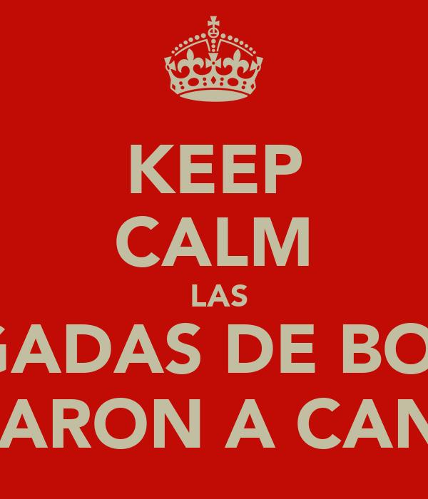 KEEP CALM  LAS BRIGADAS DE BORGE LLEGARON A CANCÚN