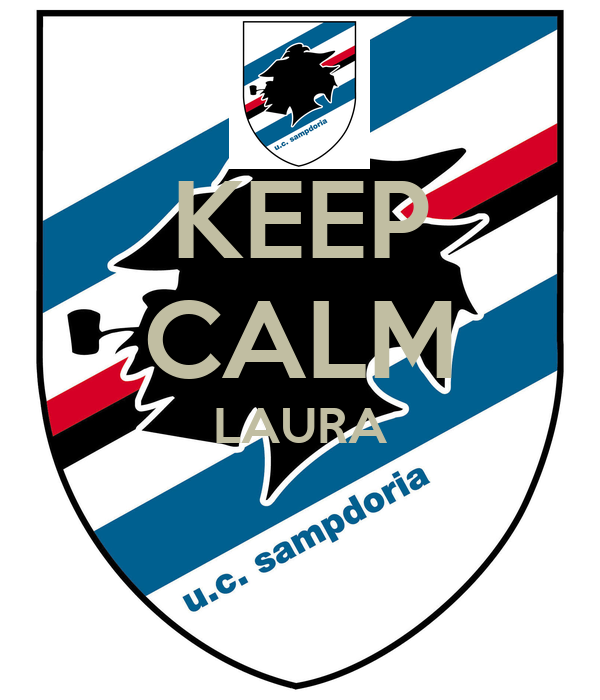 KEEP CALM LAURA