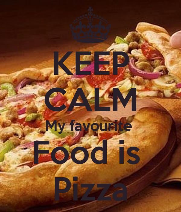 essay on my favourite dish pizza