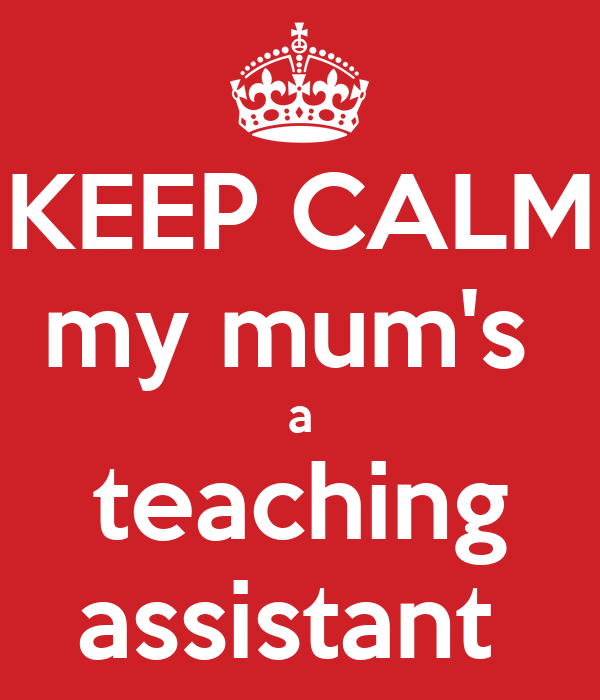 teaching assistant how to keep children The role of teaching assistants (tas) in primary schools and how they support  children's learning  helping the teacher with their marking and record-keeping.