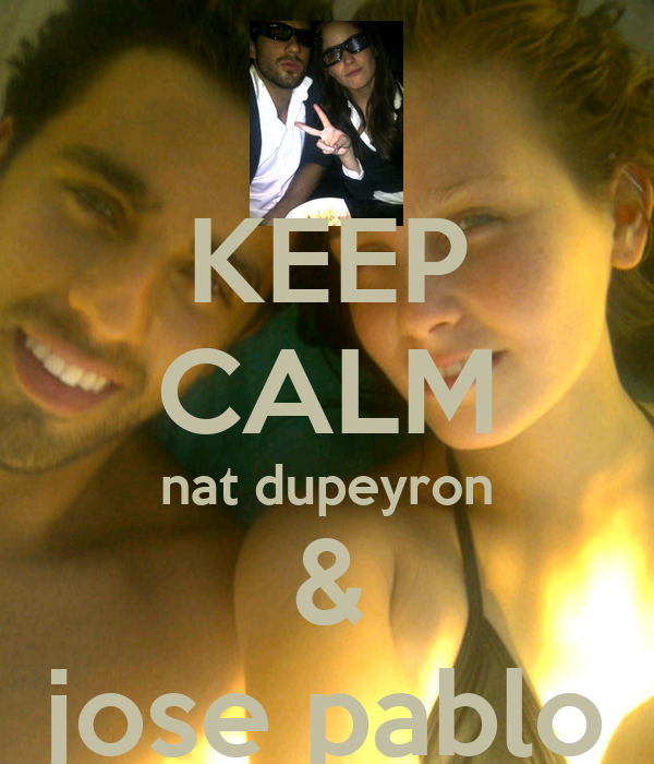 KEEP CALM nat dupeyron & jose pablo