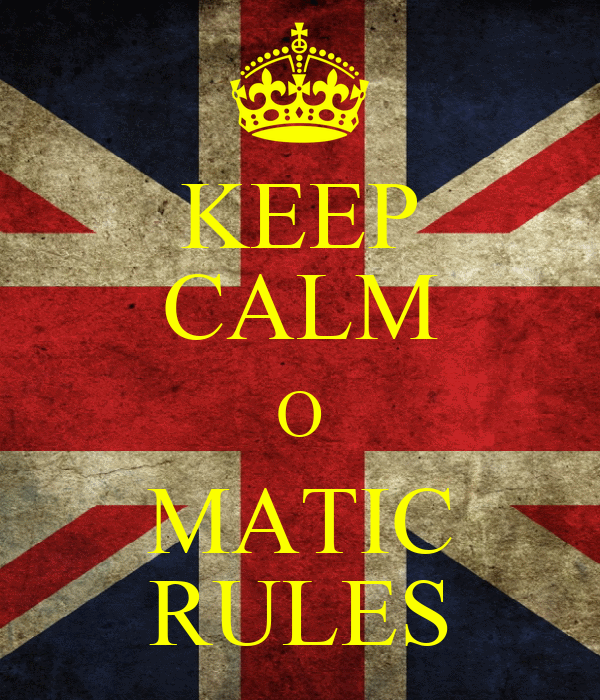 KEEP CALM O MATIC RULES