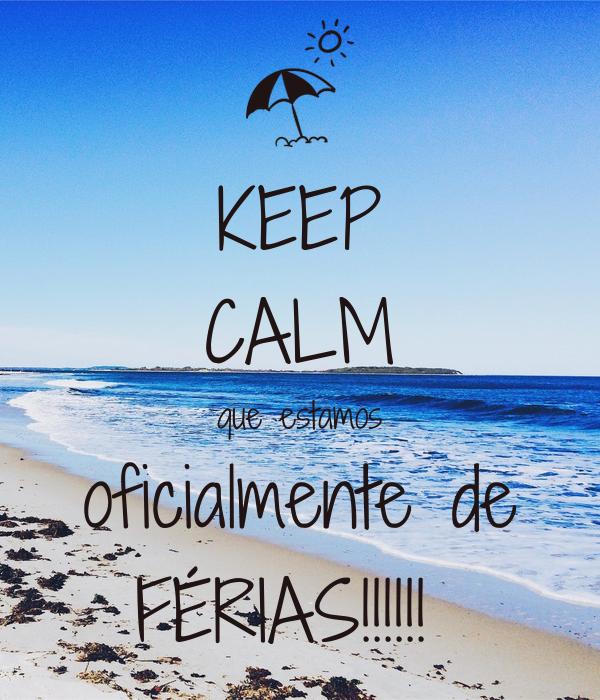 Excepcional KEEP CALM que estamos oficialmente de FÉRIAS!!!!!! Poster | Elsa  XA92
