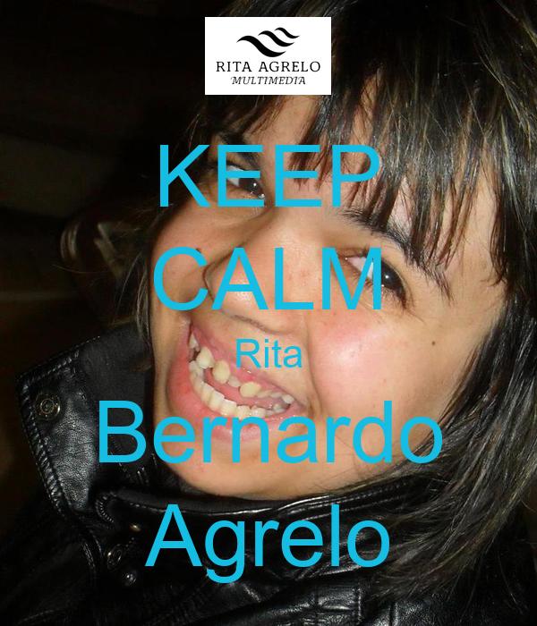 KEEP CALM Rita Bernardo Agrelo