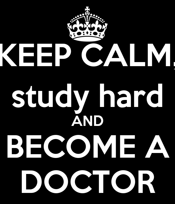 how to become successful doctor