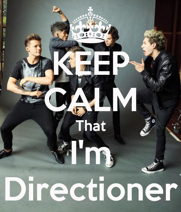 KEEP CALM That I'm Directioner