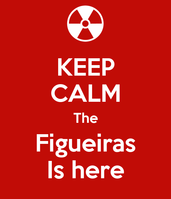 KEEP CALM The Figueiras Is here