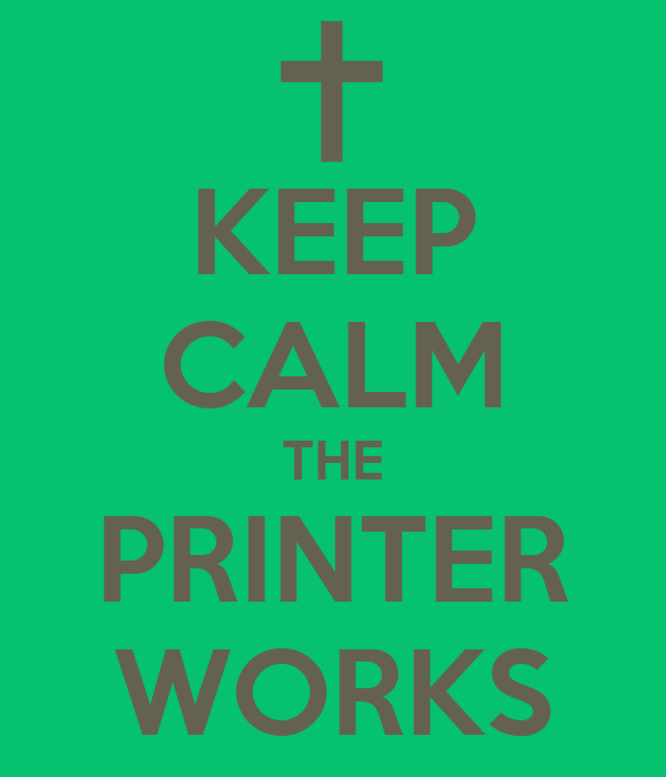 how to connect to work printer