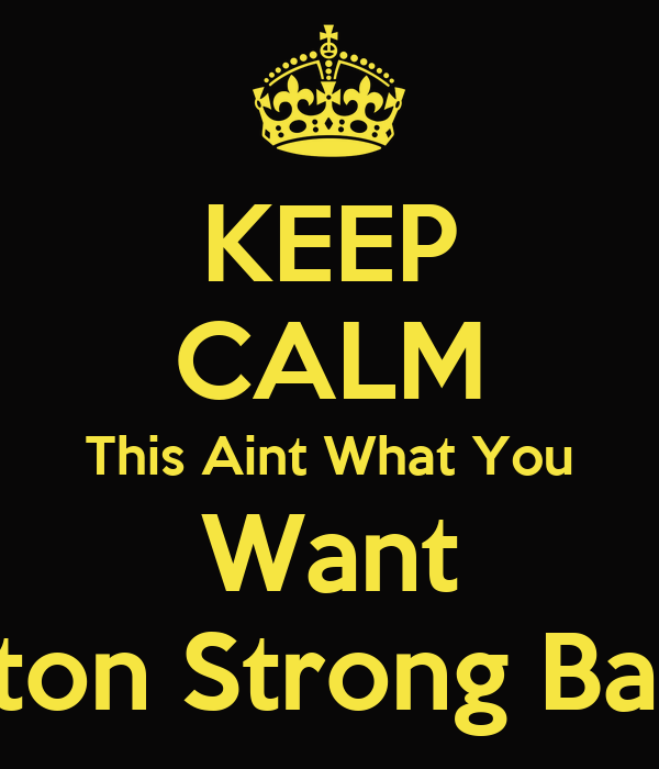 KEEP CALM This Aint What You Want Boston Strong Baby!!!
