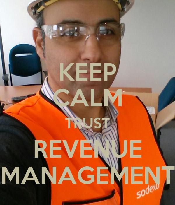 KEEP CALM TRUST REVENUE MANAGEMENT