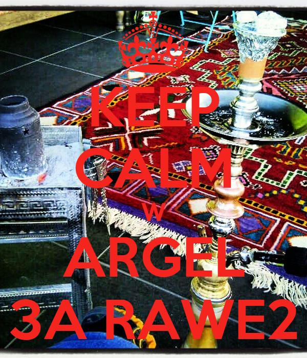 KEEP CALM W ARGEL 3A RAWE2