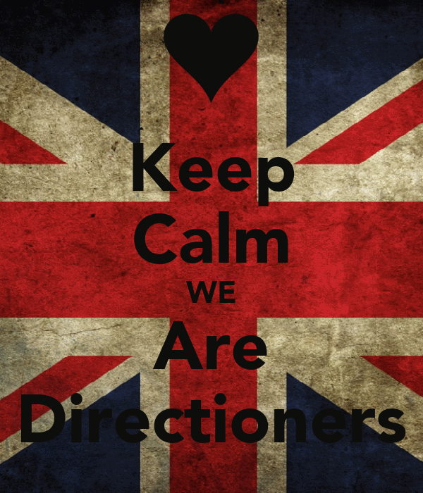 Keep Calm WE Are Directioners