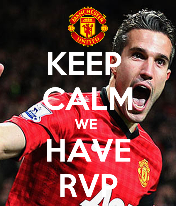 KEEP  CALM WE  HAVE RVP