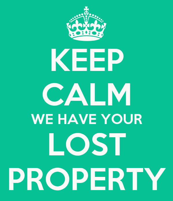 Image result for lost property