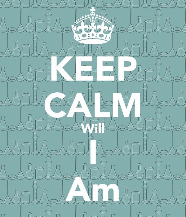 KEEP CALM Will I Am