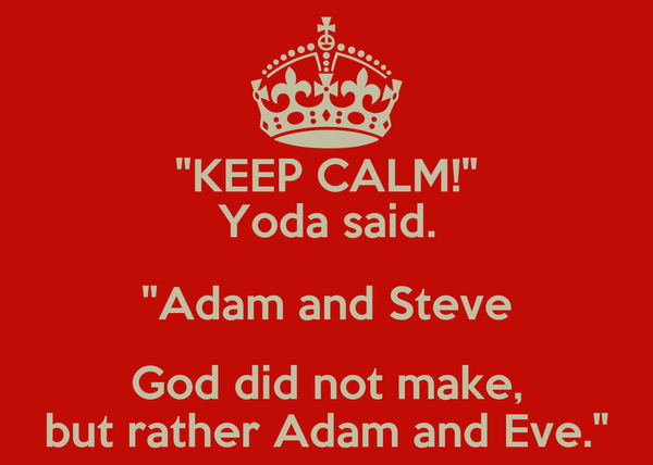 god made adam and eve not Did we all come from adam and eve we must recognize that the bible's book of genesis is the true history of humanity's origins, beginning with just two people only god was there, and.
