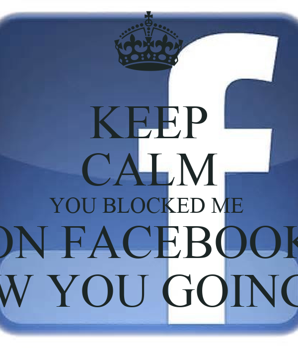 how to know who unfriended and blocked me on facebook