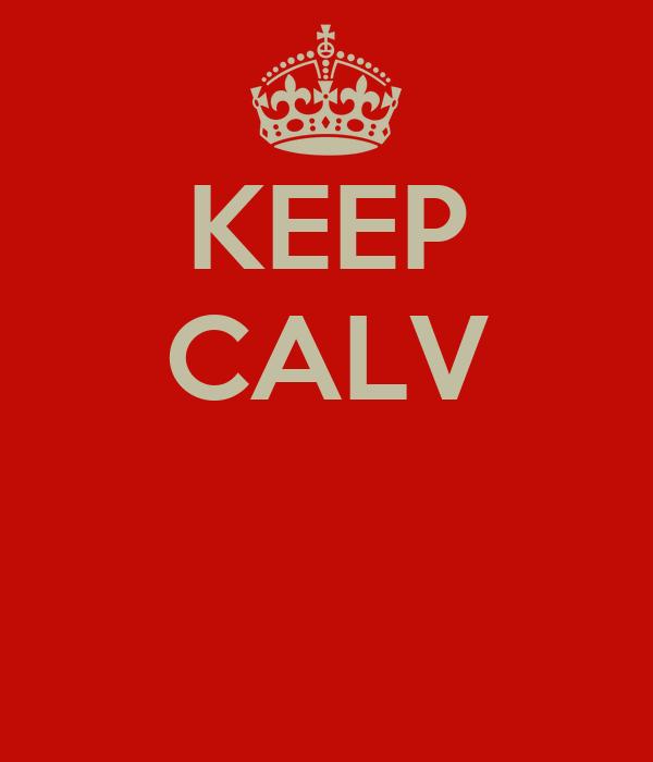 KEEP CALV