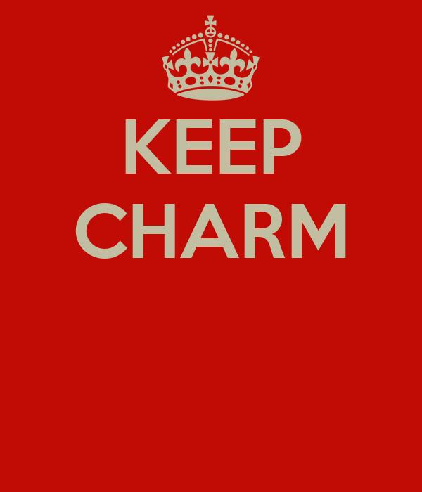 KEEP CHARM