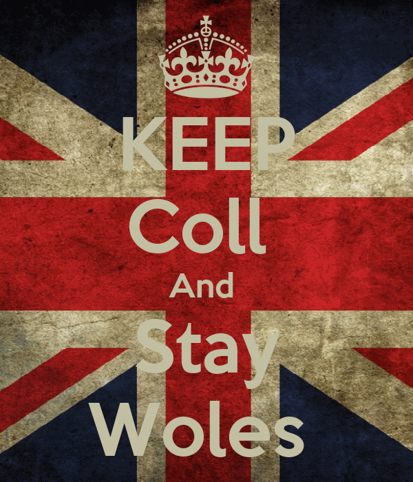 KEEP Coll  And  Stay Woles