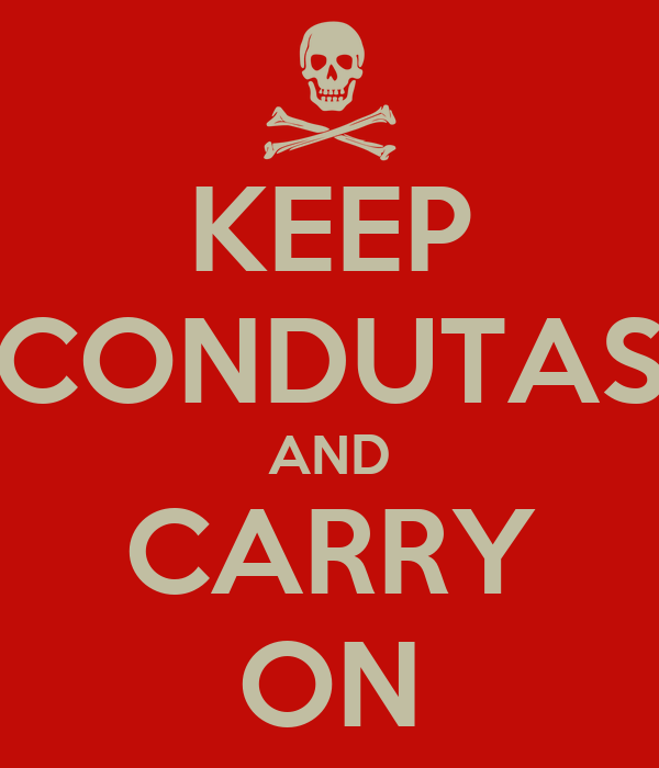 KEEP CONDUTAS AND CARRY ON