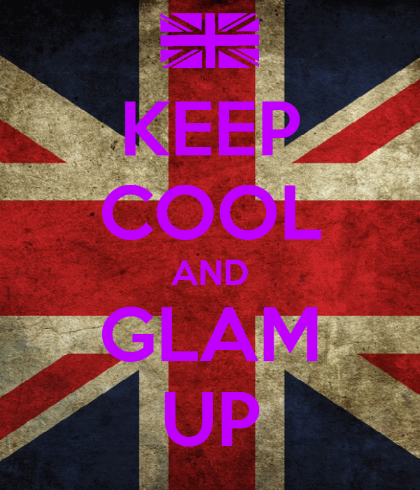 KEEP COOL AND GLAM UP