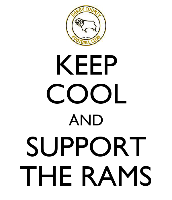 KEEP COOL AND SUPPORT THE RAMS