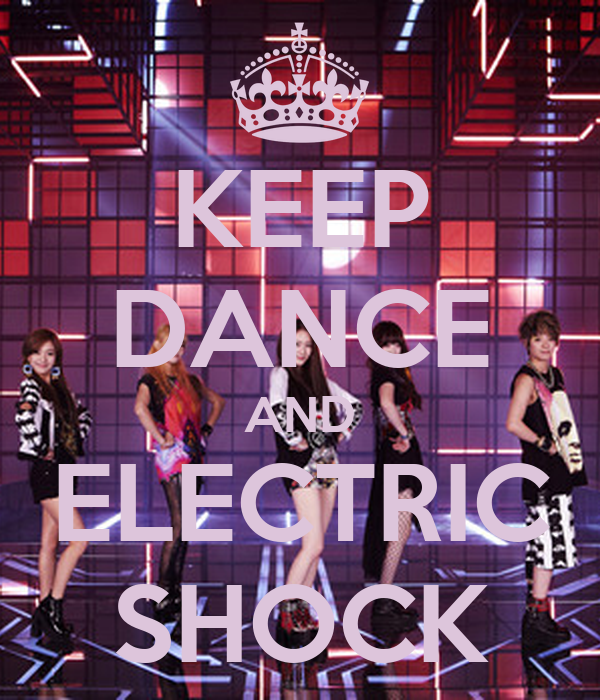 KEEP DANCE AND ELECTRIC SHOCK