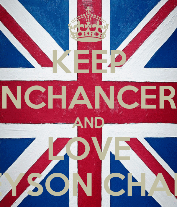 KEEP ENCHANCERS AND LOVE GREYSON CHANCE