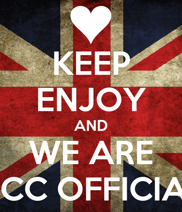 KEEP ENJOY AND WE ARE CCC OFFICIAL
