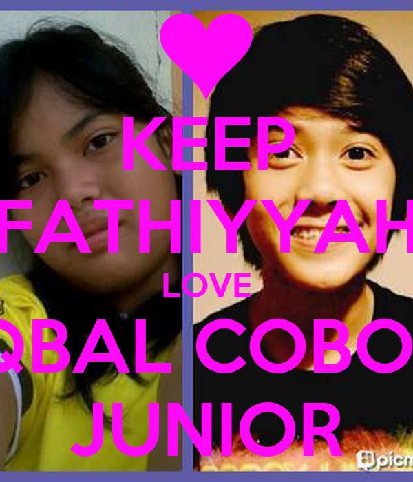 Coboy Junior Iqbal