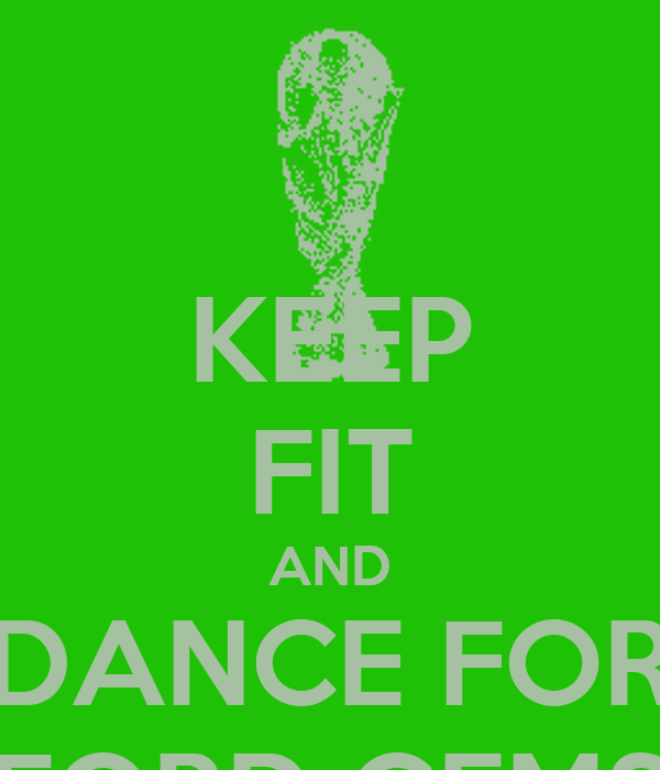 KEEP FIT AND DANCE FOR FORD GEMS