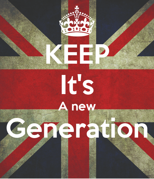 KEEP It's A new Generation