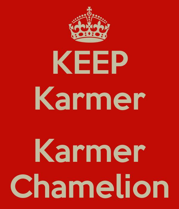 KEEP Karmer  Karmer Chamelion