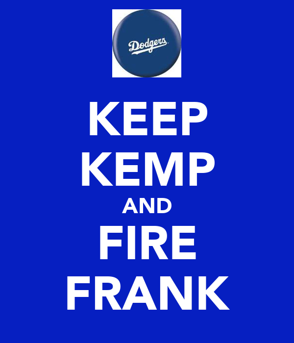 KEEP KEMP AND FIRE FRANK