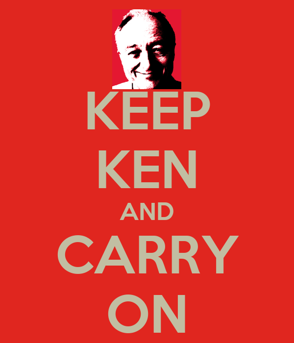 KEEP KEN AND CARRY ON