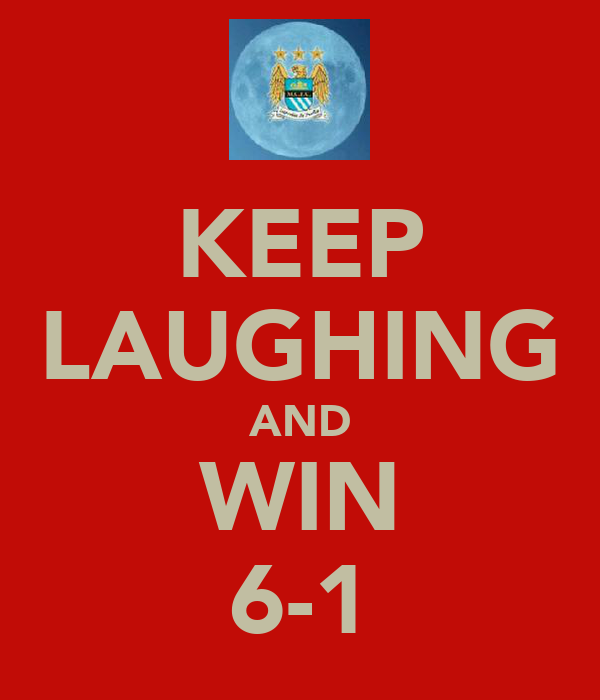 KEEP LAUGHING AND WIN 6-1